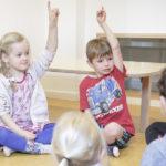 Mitbestimmung, Kinder melden sich, Elementar