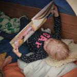 Lesen in der Mittagspause