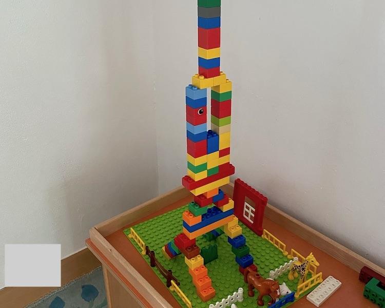 Lego Duplo, Bauen, Kreativ